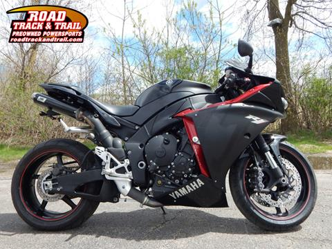 2009 Yamaha YZF-R1 for sale in Big Bend, WI