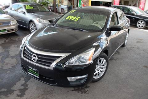 2013 Nissan Altima for sale at Arak Auto Group in Bourbonnais IL