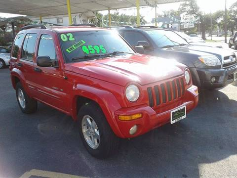 2002 Jeep Liberty for sale in Kankakee, IL