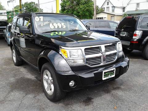 2007 Dodge Nitro for sale at Arak Auto Group in Bourbonnais IL
