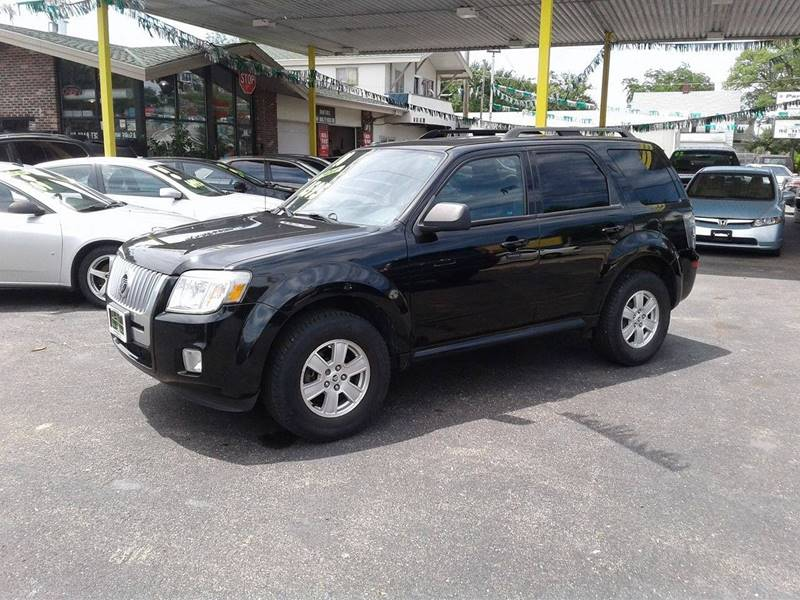 2010 Mercury Mariner for sale at Arak Auto Group in Kankakee IL