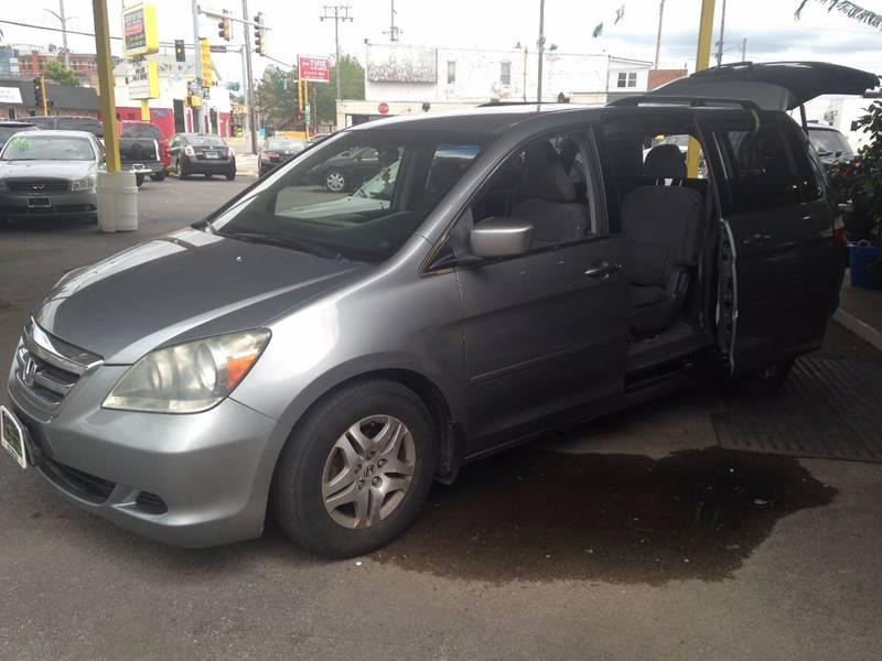 2006 Honda Odyssey for sale at Arak Auto Group in Bourbonnais IL