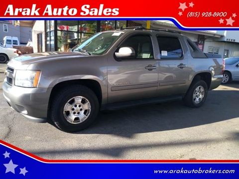 2007 Chevrolet Avalanche for sale in Kankakee, IL