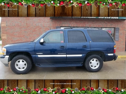 2002 GMC Yukon for sale in Kankakee, IL