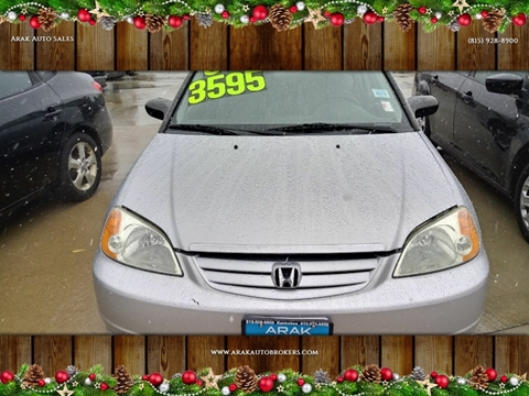 2001 Honda Civic for sale in Kankakee, IL