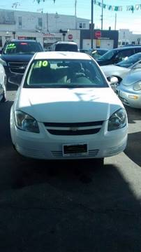 2010 Chevrolet Cobalt for sale at Arak Auto Group in Bourbonnais IL