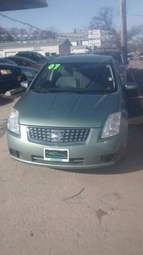 2007 Nissan Sentra for sale in Kankakee, IL