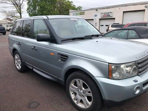 2006 Land Rover Range Rover Sport for sale in Lansdale, PA