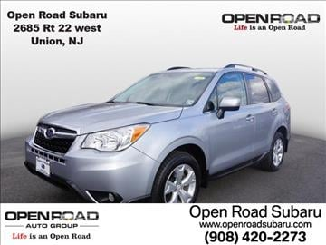 2014 Subaru Forester for sale in Union, NJ