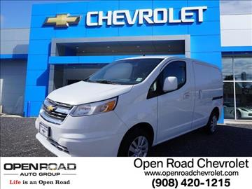 2015 Chevrolet City Express Cargo for sale in Union, NJ