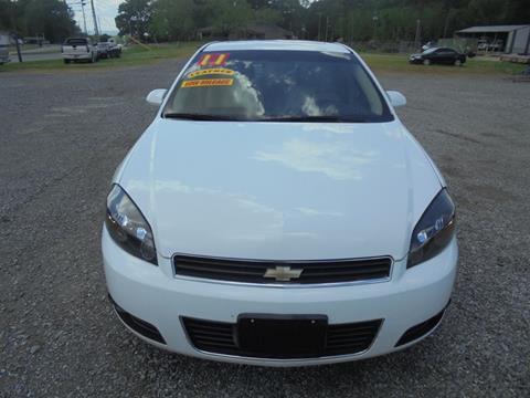 2011 Chevrolet Impala for sale in Gadsden, AL