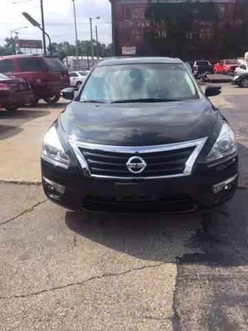 2014 Nissan Altima for sale in Dayton, OH