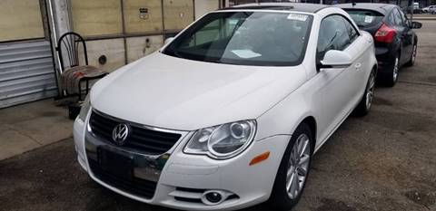 2008 Volkswagen Eos Komfort for sale at Dragon Auto Sales in Dayton OH