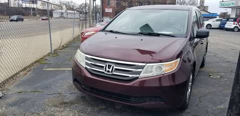 2011 Honda Odyssey LX for sale at Dragon Auto Sales in Dayton OH