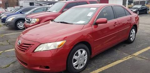 2007 Toyota Camry CE for sale at Dragon Auto Sales in Dayton OH