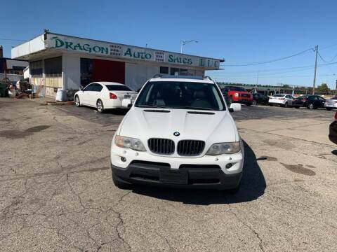 2006 BMW X5 3.0i for sale at Dragon Auto Sales in Dayton OH