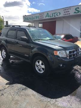2008 Ford Escape for sale in Dayton, OH
