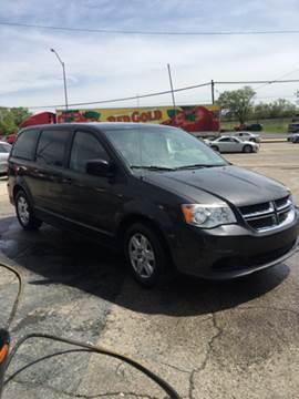 2012 Dodge Grand Caravan for sale in Dayton, OH