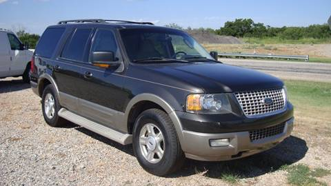 2006 Ford Expedition for sale at Advantage Auto Sales in Wichita Falls TX