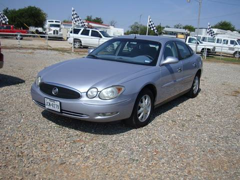 2005 Buick LaCrosse for sale in Wichita Falls, TX