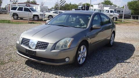 2006 Nissan Maxima for sale in Wichita Falls, TX