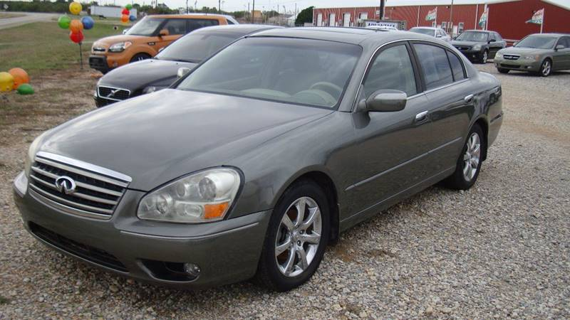 2006 Infiniti Q45 Sport 4dr Sedan In Wichita Falls Tx