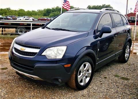 2014 Chevrolet Captiva Sport for sale in Wichita Falls, TX