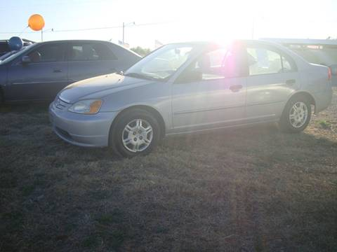 2001 Honda Civic for sale in Wichita Falls, TX