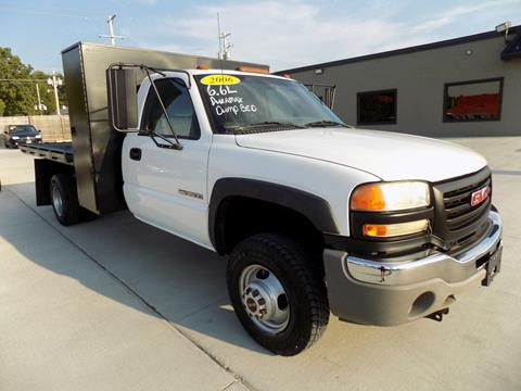 2006 GMC Sierra 3500 for sale in Sedalia, MO
