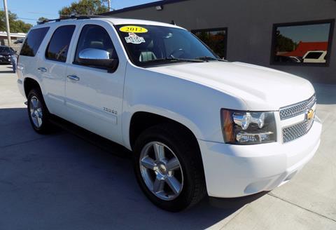 2012 Chevrolet Tahoe for sale in Sedalia, MO