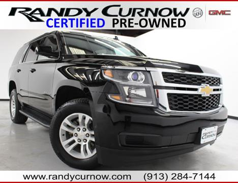 2017 Chevrolet Tahoe for sale in Kansas City, KS