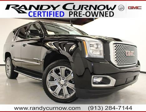 2017 GMC Yukon for sale in Kansas City, KS