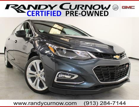 2017 Chevrolet Cruze for sale in Kansas City, KS