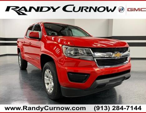 Used Cars For Sale In Kansas City >> 2019 Chevrolet Colorado For Sale In Kansas City Ks