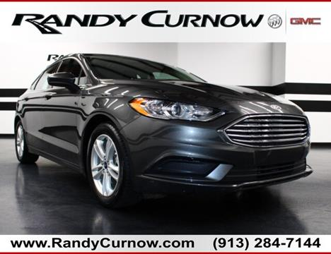 2018 Ford Fusion for sale in Kansas City, KS