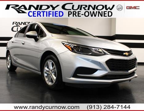 2018 Chevrolet Cruze for sale in Kansas City, KS