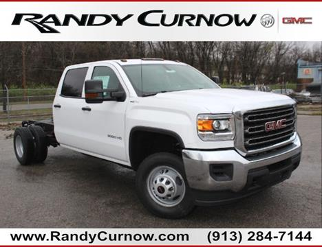 2017 GMC Sierra 3500HD for sale in Kansas City, KS