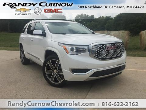 2018 GMC Acadia for sale in Cameron, MO