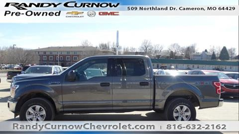 2018 Ford F-150 for sale in Cameron, MO