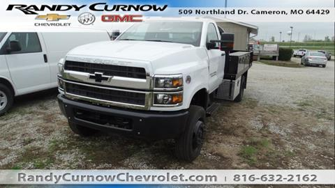 2019 Chevrolet Silverado 5500HD for sale in Cameron, MO