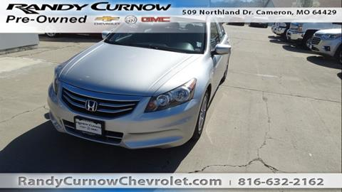 2012 Honda Accord for sale in Cameron, MO