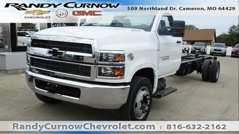 2019 Chevrolet Silverado 6500HD for sale in Cameron, MO