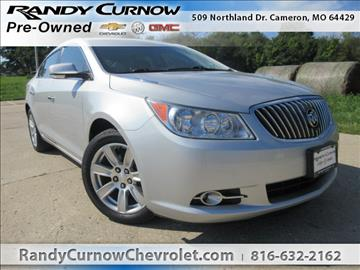 2013 Buick LaCrosse for sale in Cameron, MO