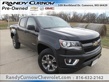 2015 Chevrolet Colorado for sale in Cameron, MO