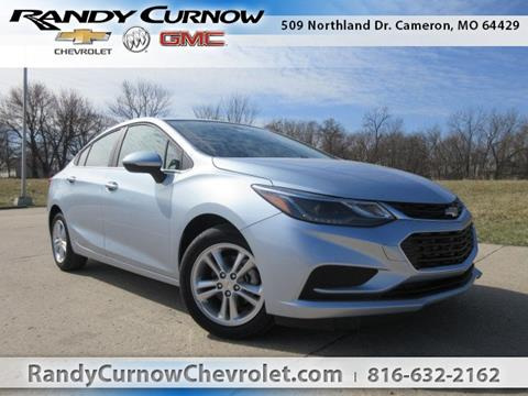 2017 Chevrolet Cruze for sale in Cameron, MO