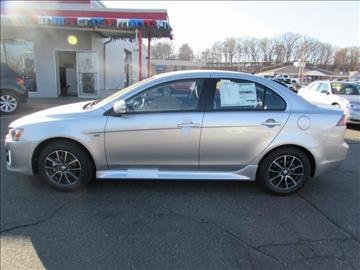 2017 Mitsubishi Lancer for sale in West Springfield, MA