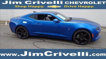 2017 Chevrolet Camaro for sale in Mc Kees Rocks, PA