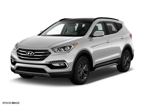 2017 Hyundai Santa Fe Sport for sale in Auburn, AL