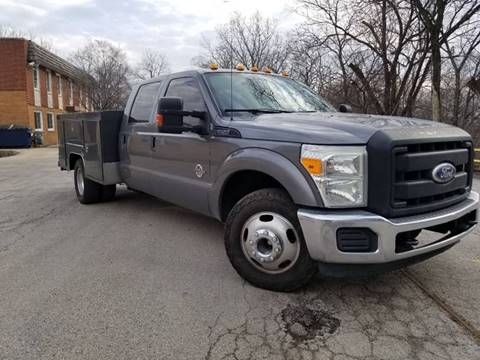 2011 Ford F-350 Super Duty for sale at SPECIALTY VEHICLE SALES INC in Skokie IL