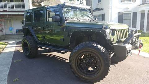 2008 Jeep Wrangler Unlimited for sale in Skokie, IL